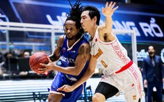 Video: Highlights tuyển bóng rổ Việt Nam thua trận thứ hai