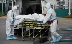 Nga ghi nhận số ca nhiễm, tử vong cao kỷ lục trong ngày 14-10