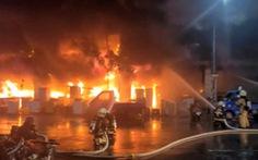 Chung cư 13 tầng ở Đài Loan chìm trong biển lửa: ít nhất 46 người chết