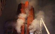 Chung cư 13 tầng bị cháy ở Đài Loan từng là 'tòa nhà ma'