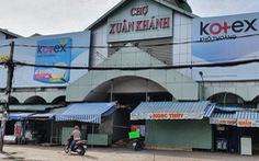 Cần Thơ: Tiểu thương mong sớm mở lại chợ truyền thống sau hơn 3 tháng đóng cửa