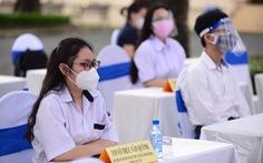 Cuối tháng 10 tiêm vắc xin cho học sinh