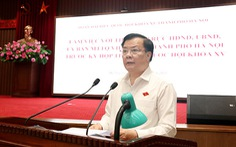 Bí thư Hà Nội: 'Nới lỏng các hoạt động nhưng không nóng vội'