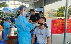 Phú Thọ: người về từ vùng xanh, vàng chỉ cần khai báo y tế