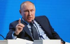Tổng thống Putin nêu lập trường về vấn đề Đài Loan, Biển Đông