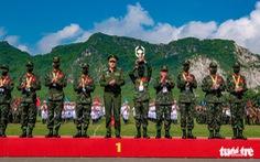 Việt Nam xếp thứ 7/42 nước tham gia Army Games 2021
