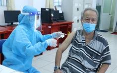 Bộ Y tế: Đảm bảo tiêm ít nhất 2 triệu liều vắc xin COVID-19 mỗi ngày