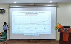 Rác thải điện tử đang gia tăng nhanh chóng tại Việt Nam