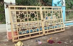 Sập cổng trường đè một trẻ mầm non thiệt mạng