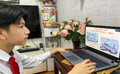 Chương trình 'máy tính cho em' góp hơn 89 tỉ và hơn 103.000 thiết bị học tập