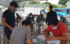 Hải Dương, Thái Bình, Nam Định vẫn yêu cầu giấy xét nghiệm COVID-19