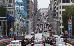 Cấm ôtô chạy bằng động cơ diesel tiêu chuẩn Euro 4 ở Brussels