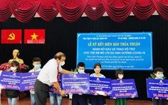 35 trẻ em mồ côi vì COVID-19 được ngành điện TP.HCM hỗ trợ đến năm 18 tuổi