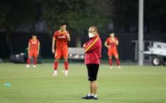 HLV Park Hang Seo tiếp quản đội U23 Việt Nam