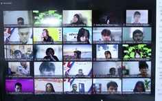 73 đội sinh viên Việt Nam tham dự 'đấu trường online' với 7 nước ASEAN