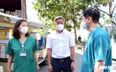 Trò chuyện trực tuyến với Thứ trưởng Nguyễn Trường Sơn và 2 giám đốc bệnh viện tại TP.HCM