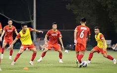 Ông Park rèn chiến thuật thêm cho U23 Việt Nam