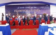 Chính thức khởi công 'thiên đường giải trí' về đêm đầu tiên của Thanh Hóa