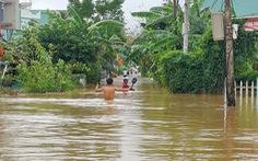 Mưa lũ chưa rút, miền Trung lại có cảnh báo đợt mưa lớn kéo dài gần 1 tuần