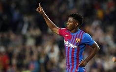 Tài năng trẻ Ansu Fati tỏa sáng giúp Barca ngược dòng hạ Valencia