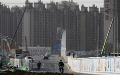 GDP quý 3 của Trung Quốc giảm mạnh, còn 4,9%