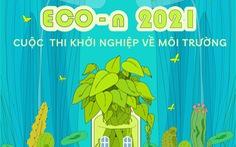 SV ĐH Duy Tân giành giải Ba chung kết cuộc thi 'ECO-n 2021'