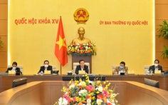 Quốc hội rút ngắn thời gian họp để tạo điều kiện cho Chính phủ, địa phương chống dịch