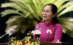Chủ tịch HĐND TP.HCM: 'Biến nguy thành cơ để phục hồi kinh tế - xã hội'