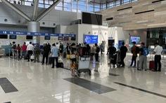 Cần Thơ đón chuyến bay nội địa đầu tiên sau gần 3 tháng tạm ngưng do dịch