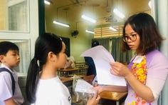 TP.HCM giải quyết khiếu nại tuyển sinh lớp 6 Trần Đại Nghĩa