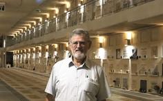 Israel xây dựng nghĩa trang dưới lòng đất có WiFi, máy lạnh
