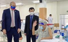 Bệnh viện Chợ Rẫy nhận máy giải trình tự gene từ Mỹ