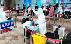 Cặp vợ chồng đi du lịch gây đợt dịch COVID-19 mới ở Trung Quốc