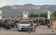 Gần 2.000 người về đến Ninh Thuận an toàn, Khánh Hòa tiếp tục đón công dân từ TP.HCM