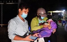 Kiên Giang tiếp nhận 1.700 người về từ nhiều tỉnh, thành phố