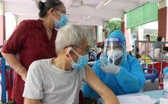 TP.HCM đã tiêm 10,7 triệu liều vắc xin, có 62,7% người trên 65 tuổi tiêm mũi 2
