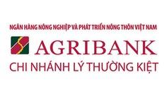 Agribank Chi nhánh Lý Thường Kiệt tuyển dụng năm 2021