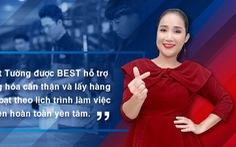 Sao Việt tin chọn BEST Express khi kinh doanh online