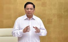 Thủ tướng: Tổ chức đưa đón người dân quyết tâm về quê