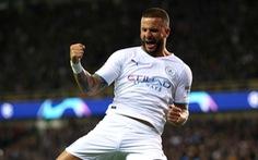 Mahrez tỏa sáng, Man City đại thắng Club Brugge 5-1