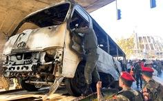 Vụ đánh bom chết chóc ở thủ đô Syria, 14 người thiệt mạng