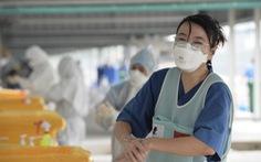 Ngày 20-10 của những cô gái Trung tâm hồi sức tích cực Bệnh viện ĐH Y dược TP.HCM