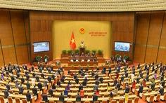 Quốc hội mặc niệm đồng bào tử vong, cán bộ chiến sĩ hy sinh do COVID-19 tại phiên khai mạc kỳ họp