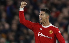 Ronaldo lập công, Man Utd thắng ngược Atalanta sau khi bị dẫn 2 bàn