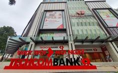 9 tháng Techcombank đạt lợi nhuận 17.100 tỉ đồng, Casa 49%