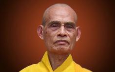Đức Pháp chủ Giáo hội Phật giáo Việt Nam Thích Phổ Tuệ viên tịch sau 105 năm trụ thế
