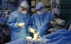 Sản phụ mắc COVID-19 thở ECMO hơn 2 tháng đã xuất viện