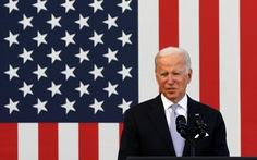Phóng viên: 'Ông có lo ngại tên lửa siêu thanh của Trung Quốc?', ông Biden: 'Có'