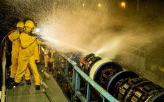 Hệ thống khí Nam Côn Sơn đạt mốc 100 tỉ m3 khí