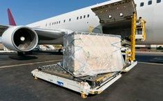 Hàng hóa toàn cầu 'tranh nhau' chỗ trên các chuyến bay
